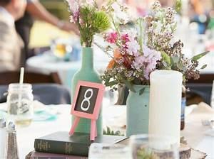 Décoration Mariage Champêtre Chic : d coration mariage champ tre plus de 50 id es originales ~ Melissatoandfro.com Idées de Décoration