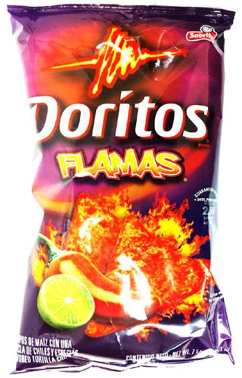 doritos flamas tortilla chips  oz pack