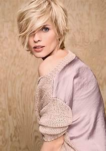 Coiffure Mariage Cheveux Court : cheveux court blond coiffure court blond marie claire ~ Dode.kayakingforconservation.com Idées de Décoration