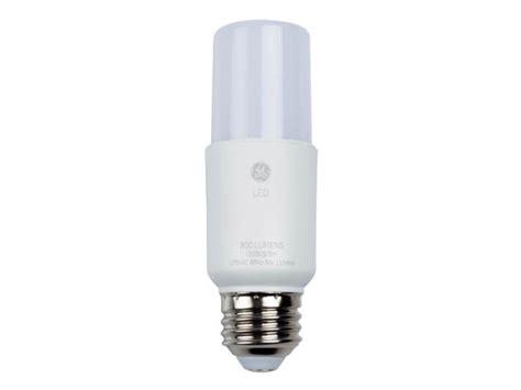ge bright stik  watt  dimmable  led bulb  pack