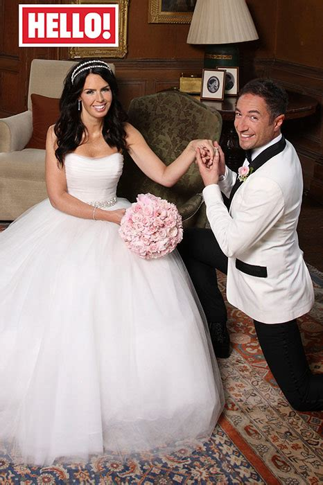 strictly star vincent simone shares  wedding