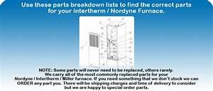 Furnace Parts Breakdown Pdfs