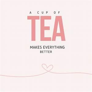 Tea quotes - te... Milk Lover Quotes