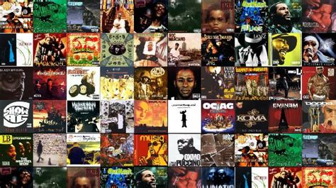 Inspectah Deck Uncontrolled Substance Free by Roc Marciano 171 Tiled Desktop Wallpaper