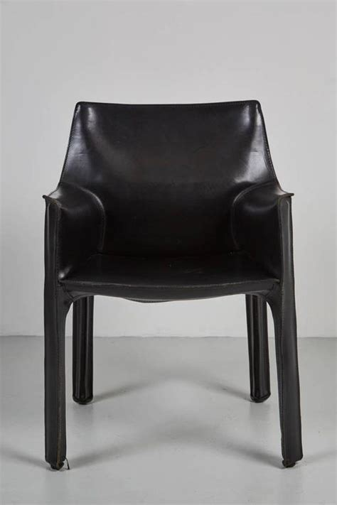 cab chairs by mario bellini for sale at 1stdibs