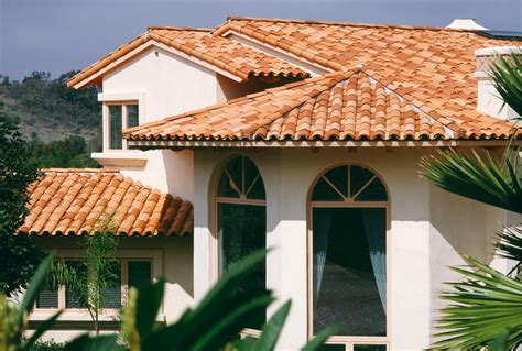 Redland Clay Tile Sedona Blend by Two Mission 171 Redland Clay Tile