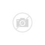 Monster Cartoon Halloween Yellow Icon Creature Character