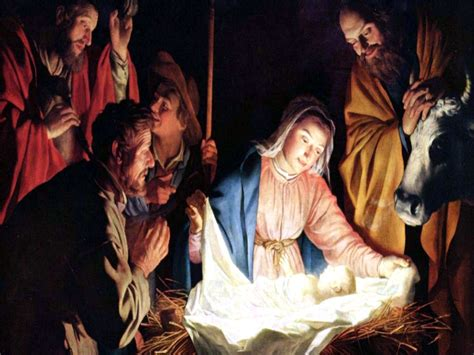 Jesus Birth Images Wallpaper by Jesus Hd Wallpapers Christian Library
