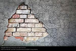 Putz Bröckelt Von Der Wand Was Tun : klinker blinker alt rot ein lizenzfreies stock foto von photocase ~ Indierocktalk.com Haus und Dekorationen