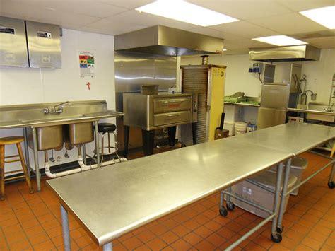 commercial kitchen  rent haccom