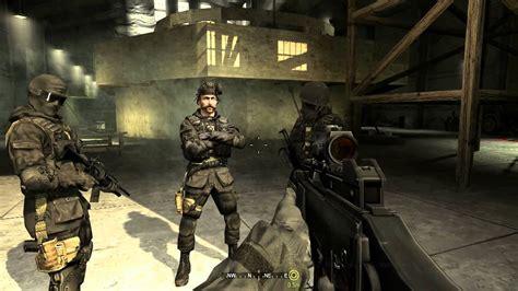 Call Of Duty 4 Modern Warfare  Prologue #1 Fng