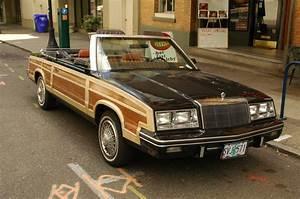 Chrysler Le Baron Cabriolet : old parked cars 1983 chrysler le baron t c convertible mark cross edition ~ Medecine-chirurgie-esthetiques.com Avis de Voitures