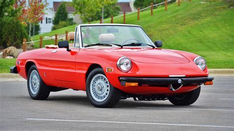 1979 Alfa Romeo Spider by 1979 Alfa Romeo Spider Veloce T63 Chicago 2014