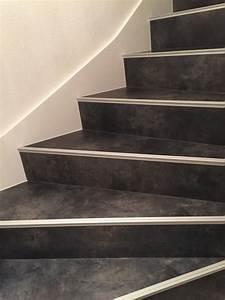 Recouvrir Escalier Béton : recouvrir escalier avec parquet ~ Premium-room.com Idées de Décoration