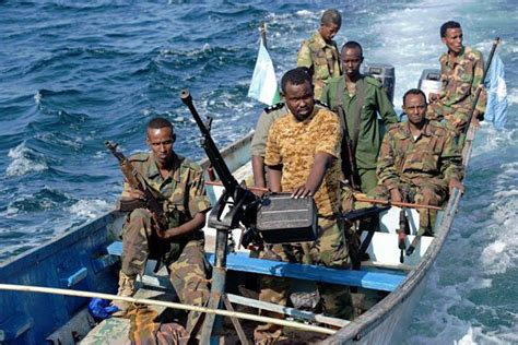 Somali pirates back on the radar - Alleastafrica