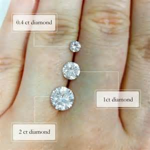 wedding registries for honeymoon gorgeous engagement rings and the difference between sizes