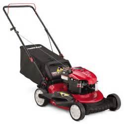 Troy Built Lawn Mower