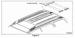 Remove Roof Rack Nissan Pathfinder