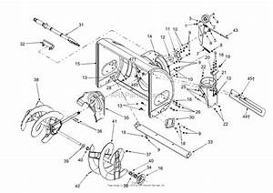 Mtd 31ae600e300  2004  Parts Diagram For General Assembly