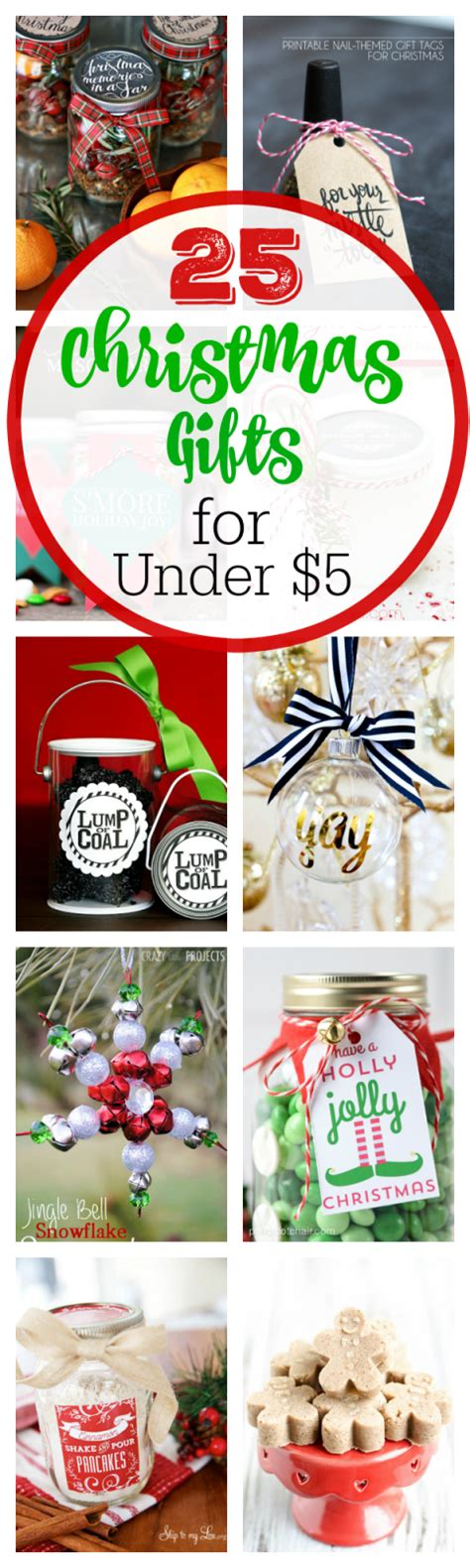 25 christmas gift ideas for under 5