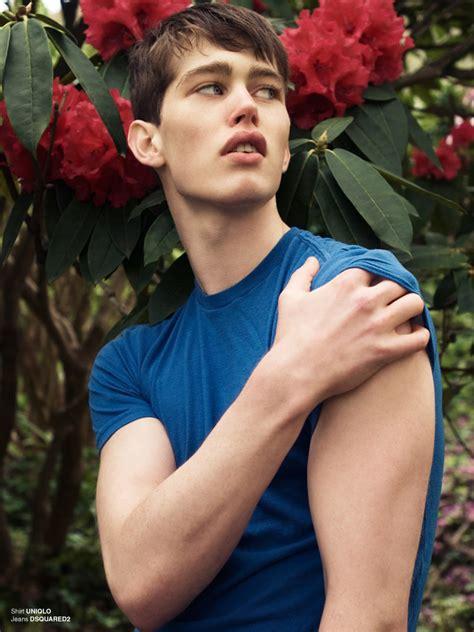 secret garden nigel lew ft graeme male model scene