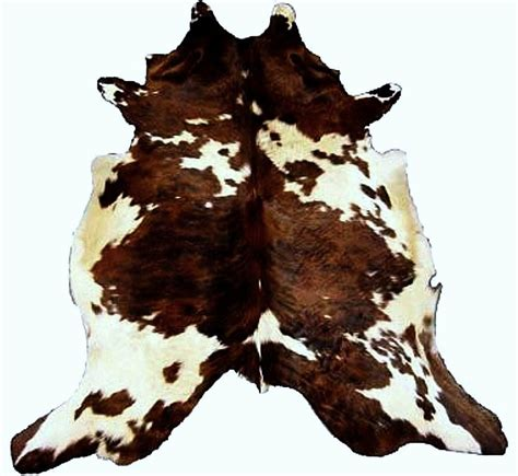cow skin rug tricolor cowhide rug black brown and white