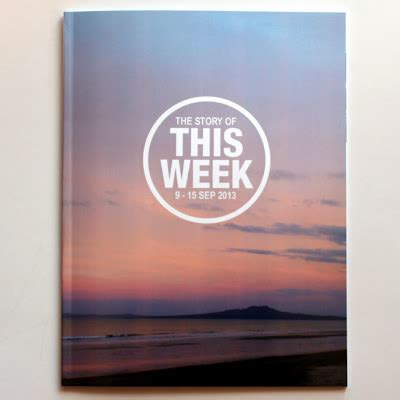 dm week   life  photo book