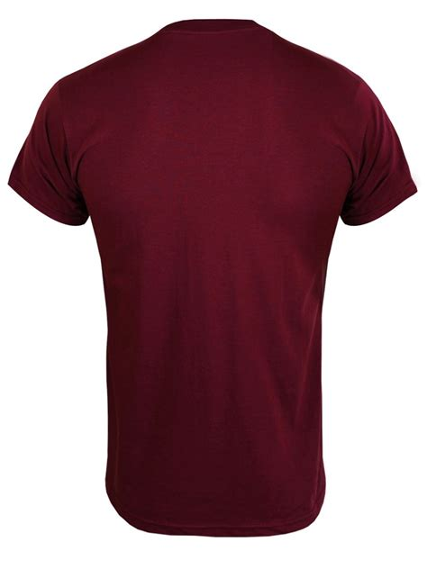 burgundy t shirt s a day to remember vulture 39 s burgundy t shirt buy