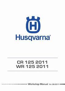 Husqvarna Workshop Cr Wr