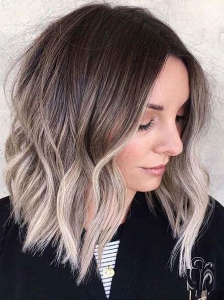 Die Besten 25 Haarschnitte Mittlerer Länge » Frisuren 2019
