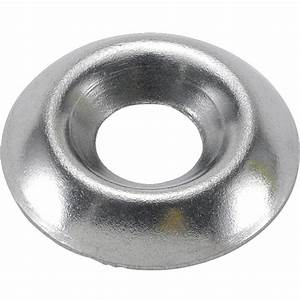 Stainless Steel Finishing Washers - Rockler Woodworking Tools