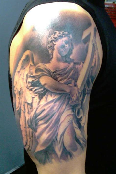 beautiful angel tattoos ideas