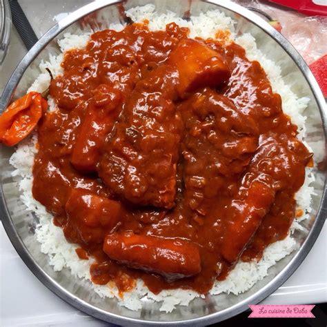recette de cuisine senegalaise domoda poisson lacuisinededaba