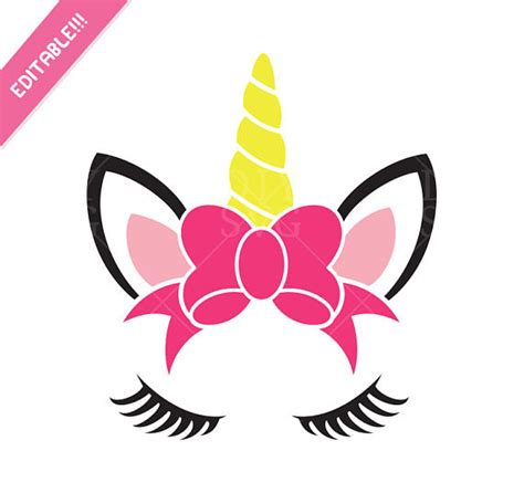 These files are svg, dxf, png ,eps, and ai inside a zip file (i can send you all files separate to your email just contact me). Unicorn Face Silhouette at GetDrawings | Free download