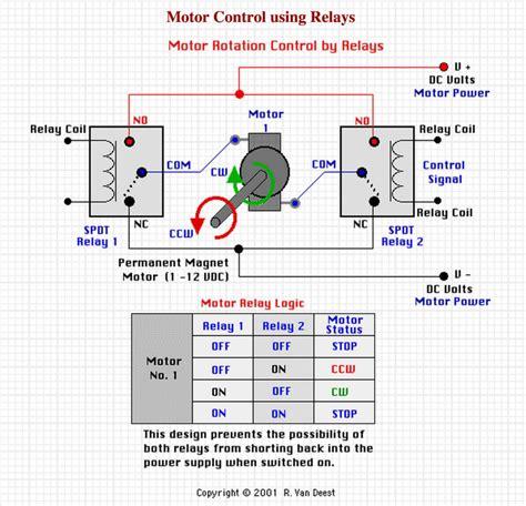 diy relay switch motor controller arduino 4 steps