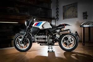 Bmw K100 Scrambler : unit garage k series skrambler kit gearmoose ~ Melissatoandfro.com Idées de Décoration