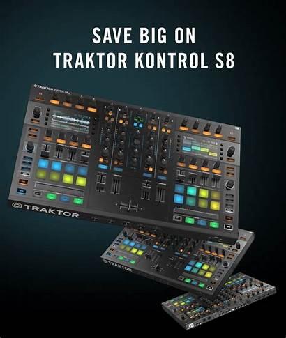 Traktor S8 Kontrol Native Special Ni Instruments