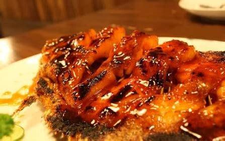 Demikianlah resep udang bakar jimbaran yang bisa anda coba dirumah dan bisa untuk dijadikan menu di cafe. Resep Andalan Iga Bakar Panggang Madu Teflon