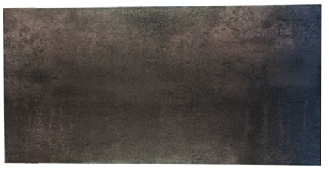1 m2 etna black metallic 600 x 300mm matt finish porcelain