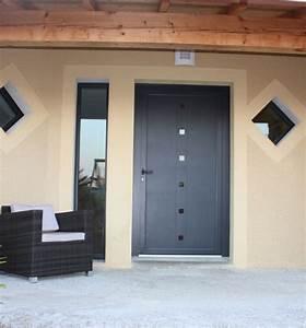 Devis Porte D Entrée : portes d 39 entr e aluminium bois pvc devis gratuit ~ Melissatoandfro.com Idées de Décoration