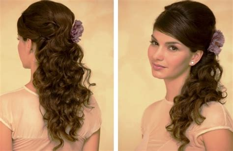 Top Beautiful Prom Hairstyle For Long Hair