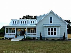 Thornton Builders LLC The Modern Farmhouse H O M E