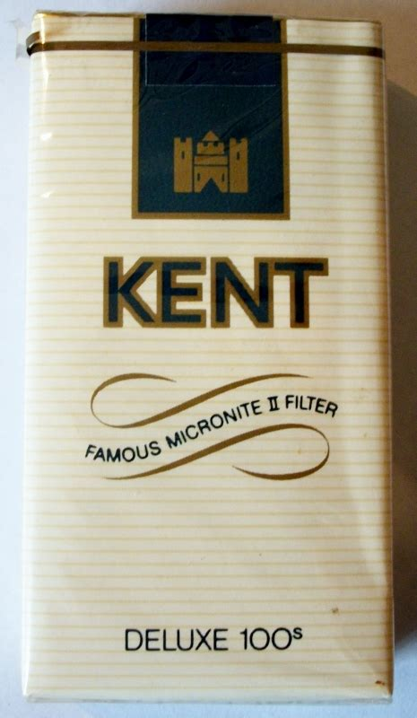 kent famous micronite ii filter deluxe  vintage