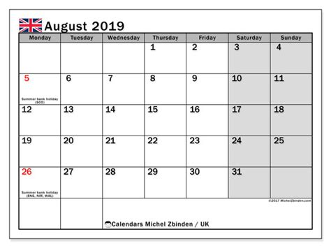 august  calendar uk michel zbinden en