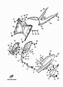 Leg Shield For 2017 Yamaha Gpd125