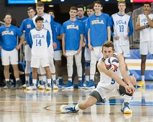 UCLA men's volleyball to face two newly added conference ...
