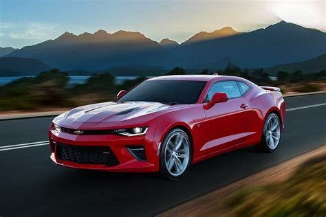 Camaro Reviews by Coming Soon Local 2018 Chevrolet Camaro Ss Review