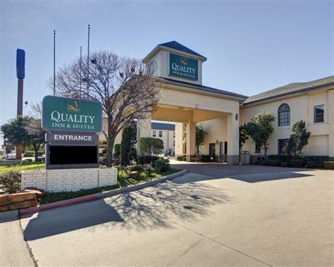 Quality Inn & Suites In Weatherford, Tx