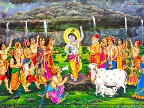 Places And Temples To Visit In Govardhan, Visiting Places