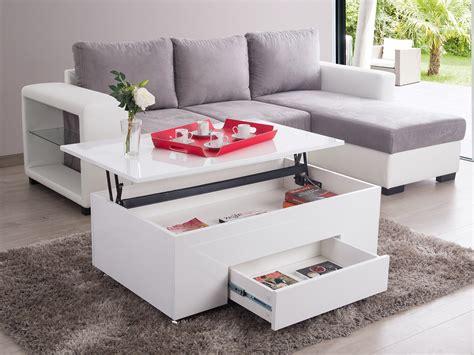 meuble cuisine profondeur 40 cm table basse rectangulaire en bois plateau relevable l 110